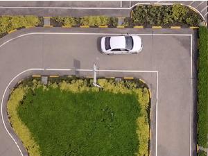 场地驾驶之直角转弯